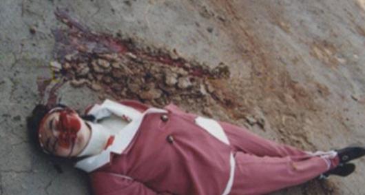 女犯人枪毙前的过程 17多名女性枪毙现场 公捕公判大会17名女犯图片