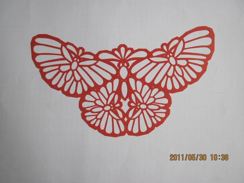 简单花卉剪纸大全 简单 雪花剪纸 简单脸谱剪纸