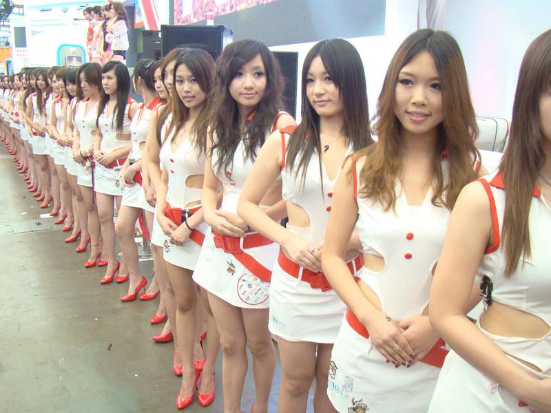 中国哪个地方美女最多?