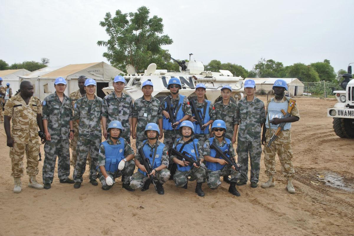 2016年南苏丹维和部队