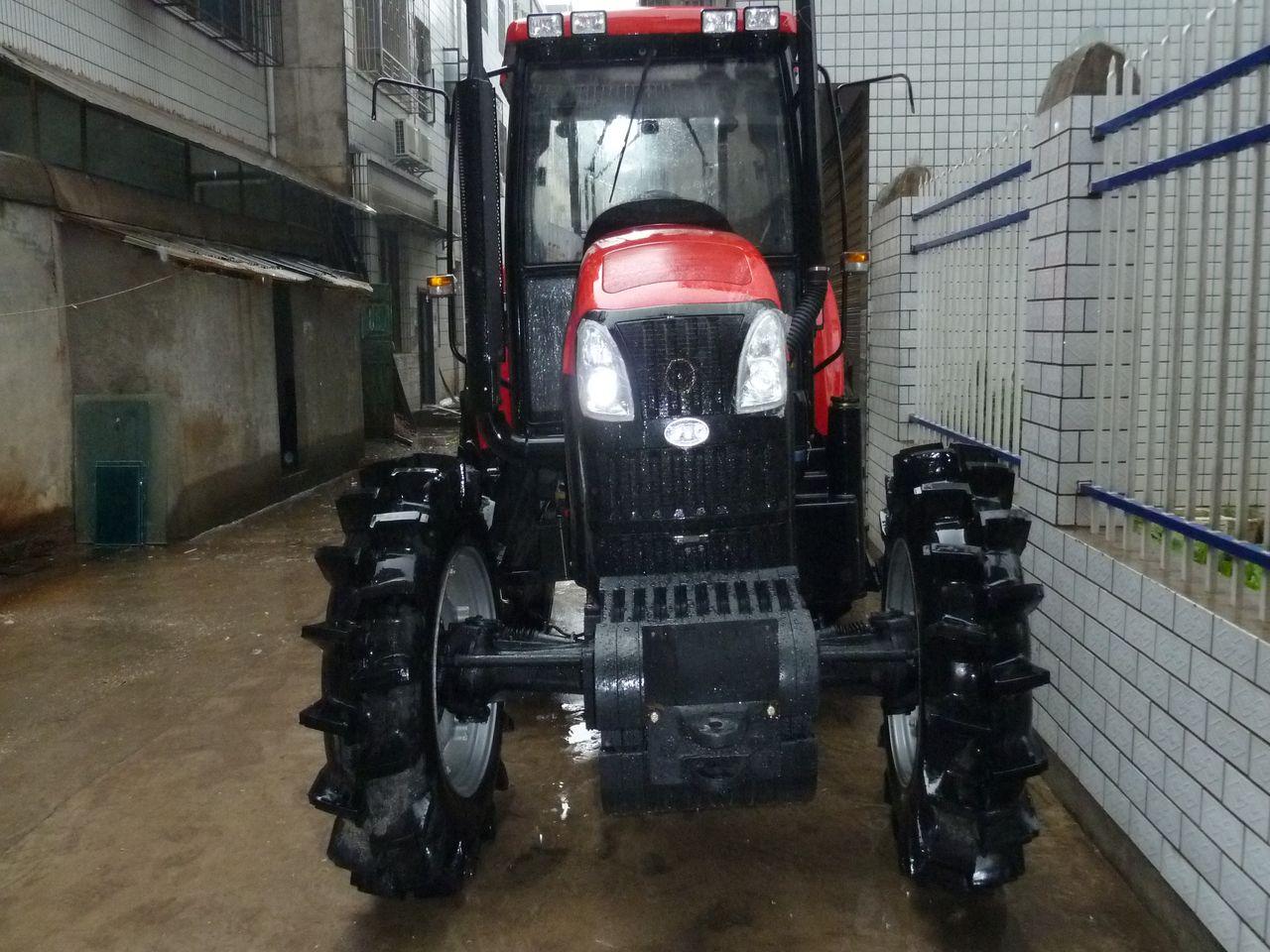 出售全新东方红 lx1104拖拉机 高清图片