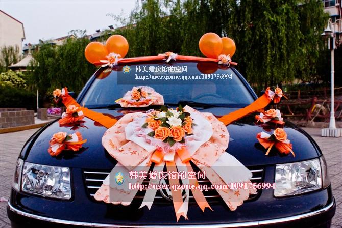 2011年最有创意的时尚婚车装饰 您会选哪一款呢 请回贴 高清图片