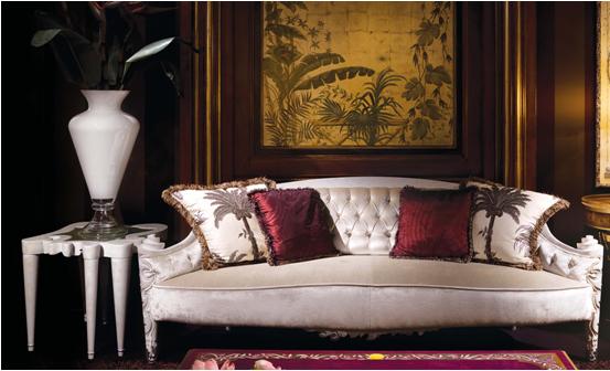 奢侈品家具品牌埃奇奥 拜洛迪ezio bellotti的奢华家具艺术
