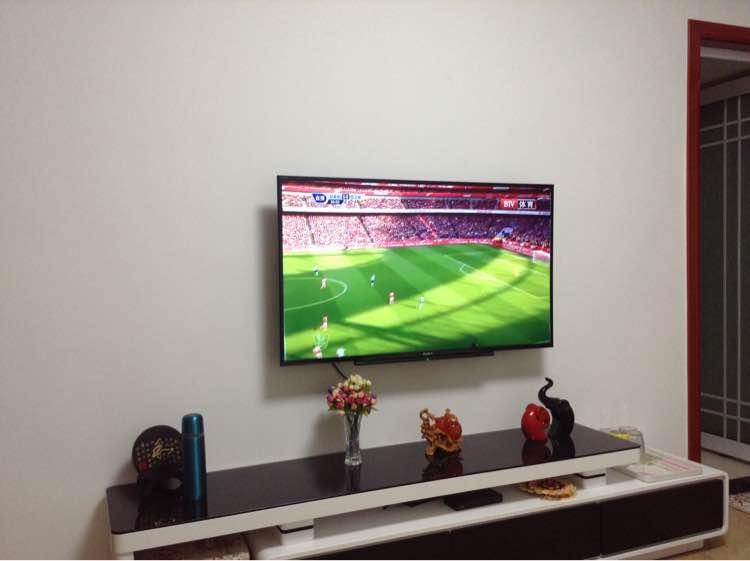 电视机背景墙立面�_pptv缃戠粶鐢佃