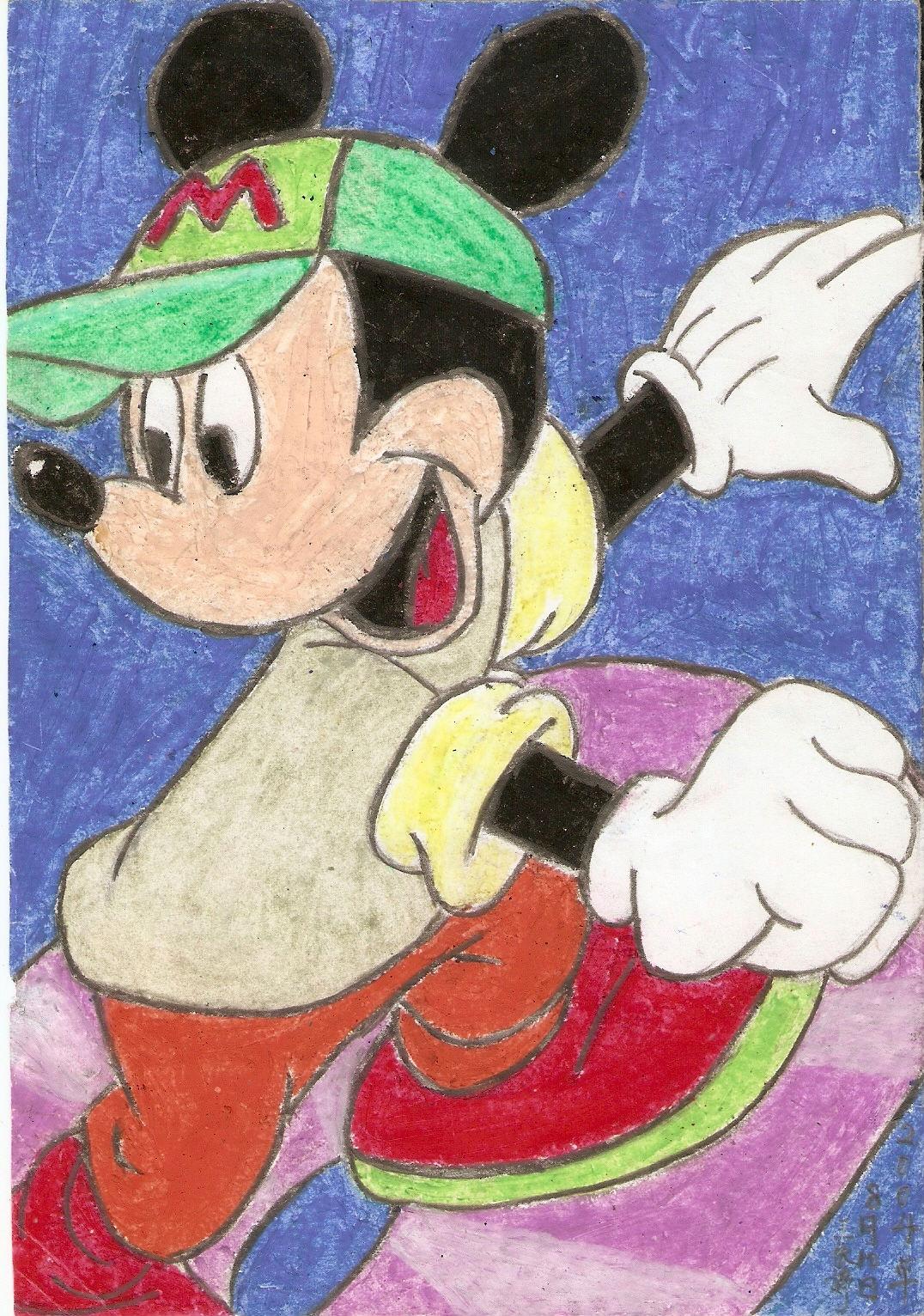 米老鼠和唐老鸭画画_米老鼠和唐老鸭绘画_米老鼠和唐老鸭图画图片