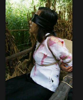 中国大陆被决的美女死刑犯!胆小者慎入!