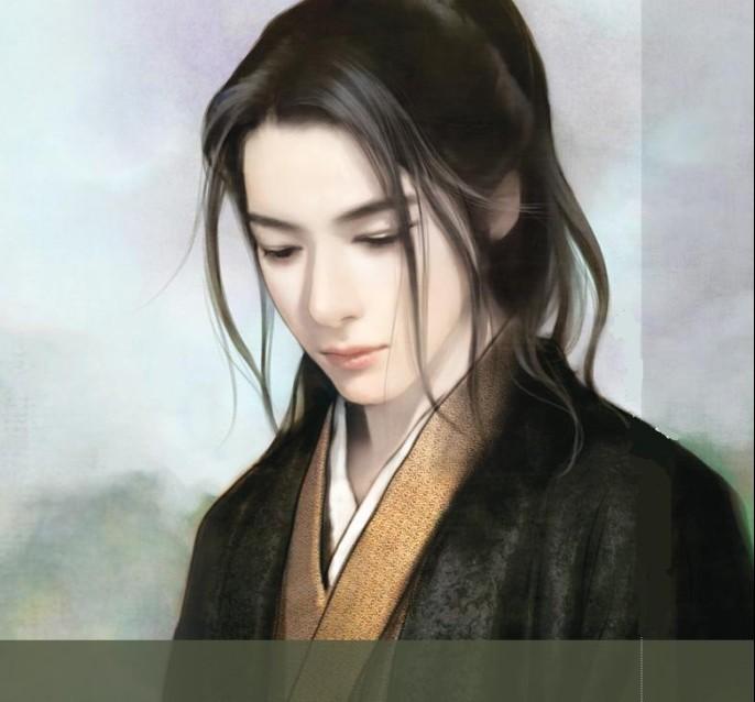 *【手绘】~~~~~古装手绘美男子图片