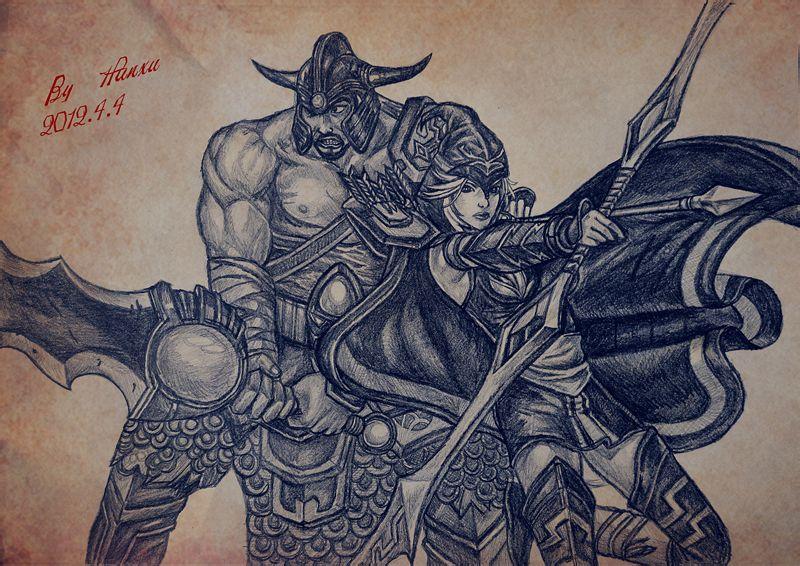 英雄联盟纹身图案大全展示图片