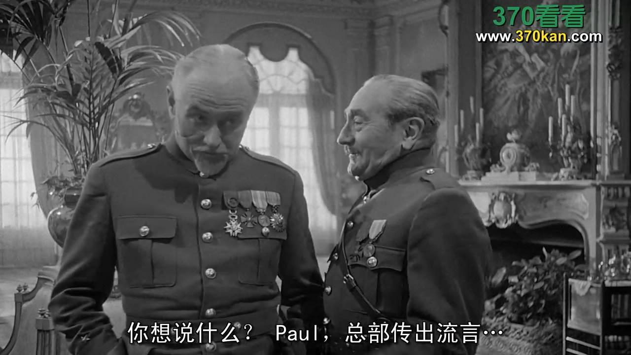 库布里克一生只拍了两部战争题材电影