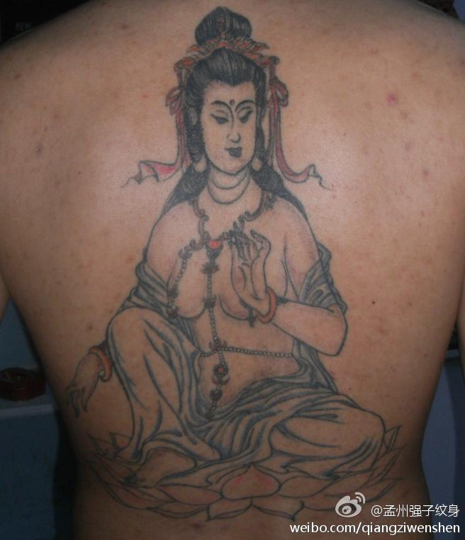 小天使纹身图案 2012-05图片