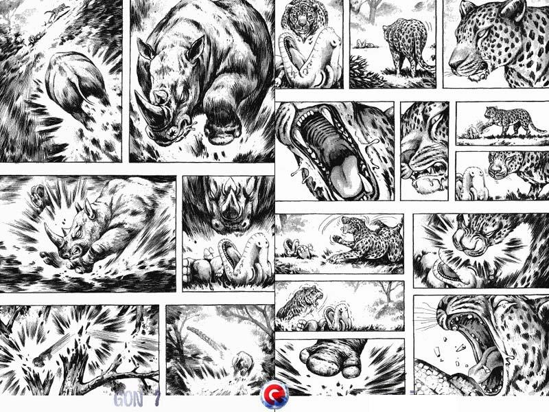 注《小恐龙阿贡》的漫画吧!图片