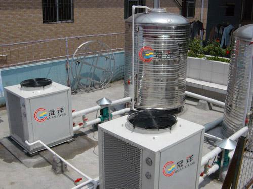 冷凝器,蒸发器,节流装置,过滤器,储液罐,单向阀,电磁阀,冷凝压力调节图片