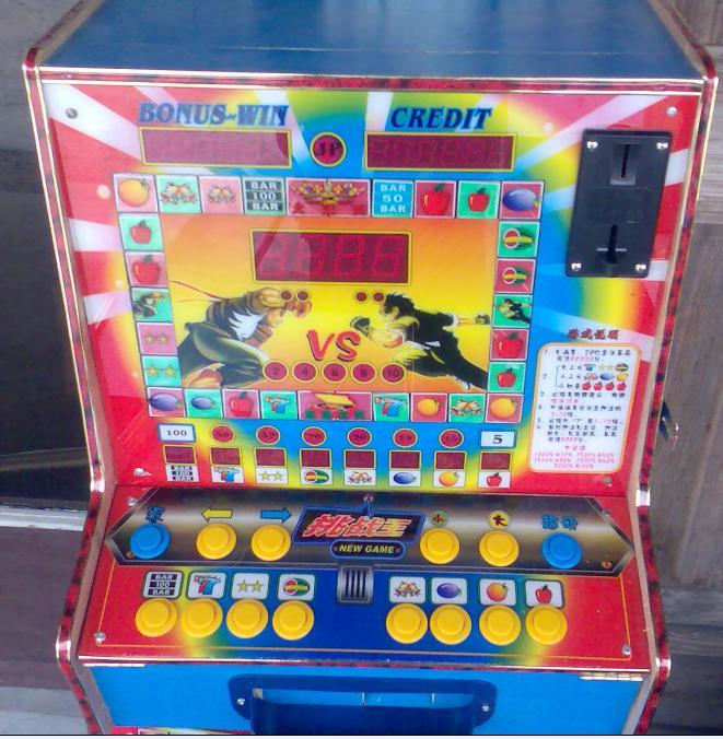 游戏机森林舞会老虎机分享展示