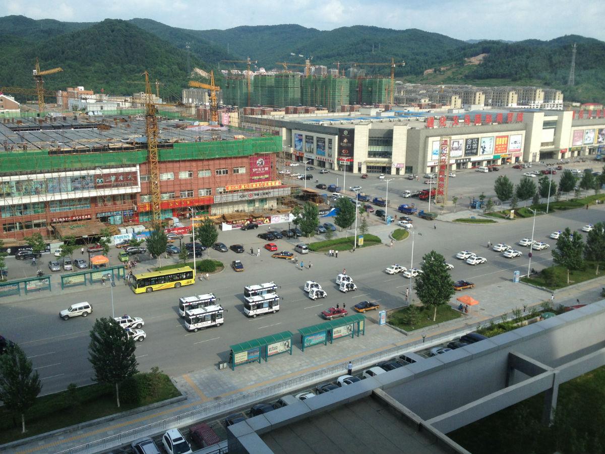 吉林省通化市分享展示