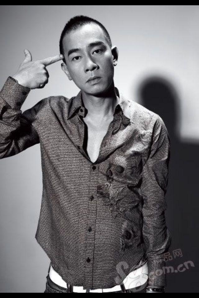 陈小春,真正的男人图片