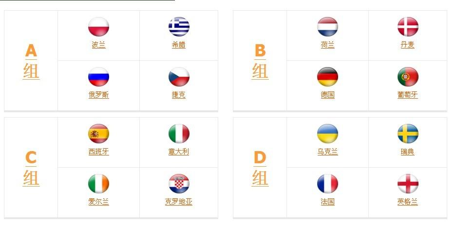 欧洲杯观赛指南图片