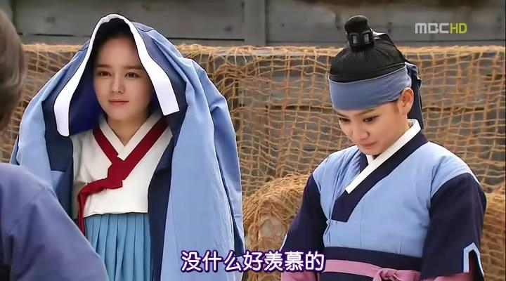 seung a 20120204 拥抱太阳的月亮 胜雅 护卫雪儿高清截