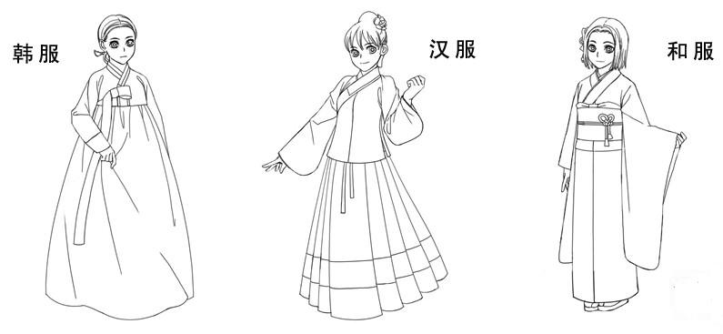 今天才看到的新闻,关於重阳节蜀地某姑娘因穿汉服