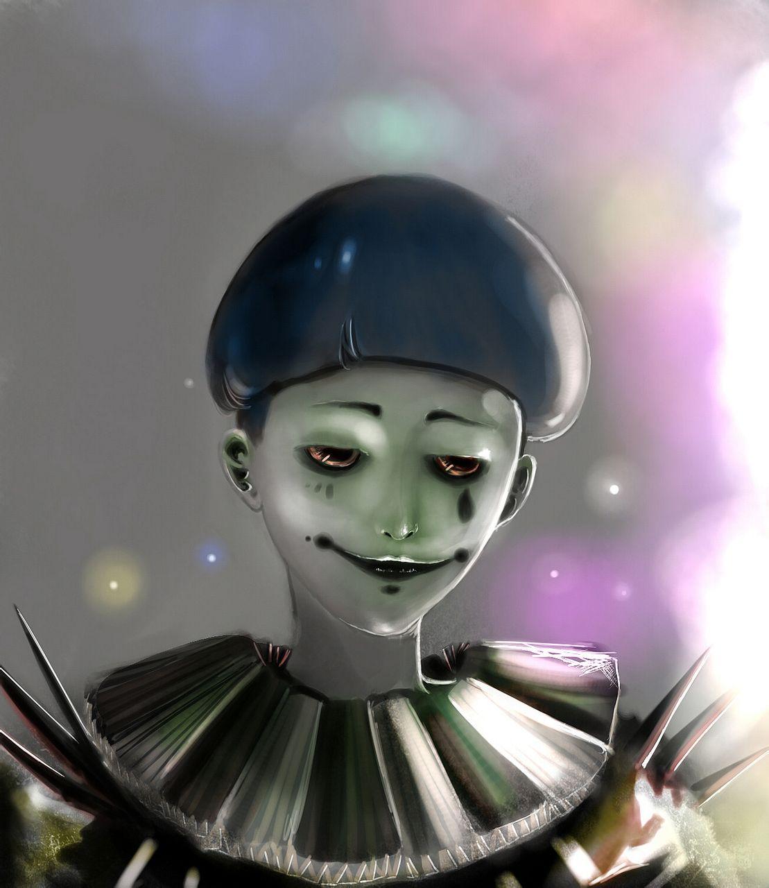 小丑面具下的哭泣_蝙蝠侠小丑面具_恐怖小丑面具 ...