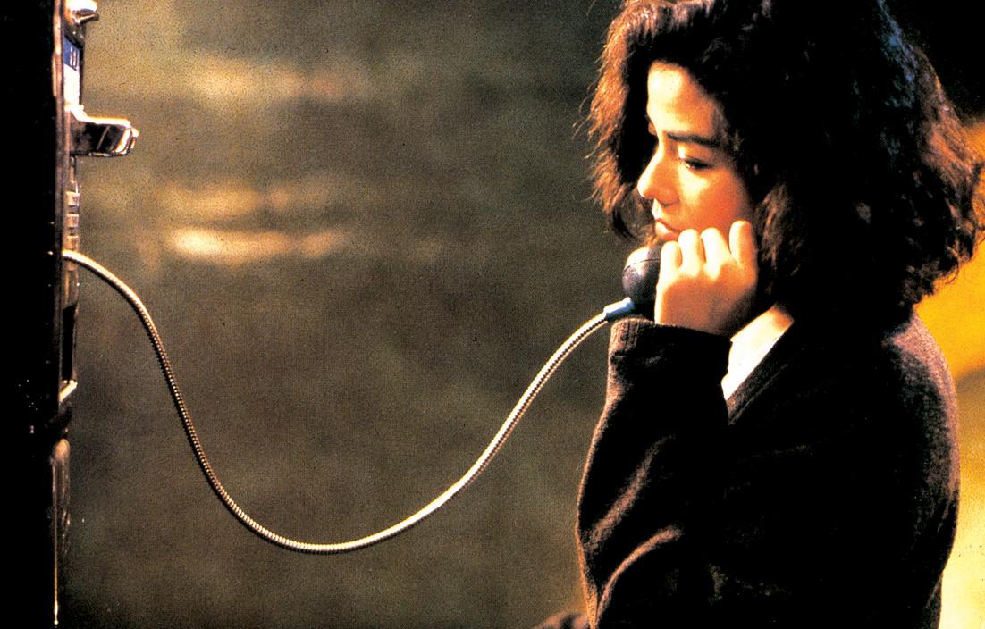 秋天,寂寞的恋人们总会听到一首歌图片