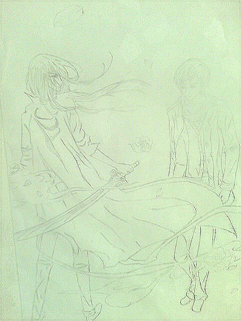 【哑舍·手绘】六博棋插图葫芦图~(请无视像素-桌面手绘简单小图案