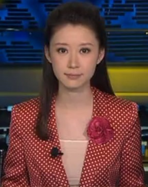有谁知道凤凰资讯台的美女主播叫什么吗?有图