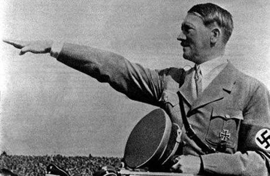 嗨~~希特勒!(珍贵照片)_表情大全图片