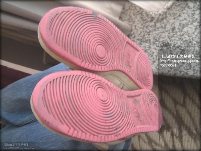 女生白棉袜运动鞋 小女生棉袜
