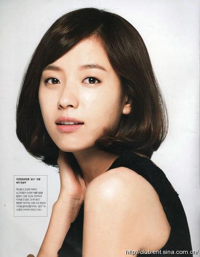 素颜考验韩国美女真实容貌!