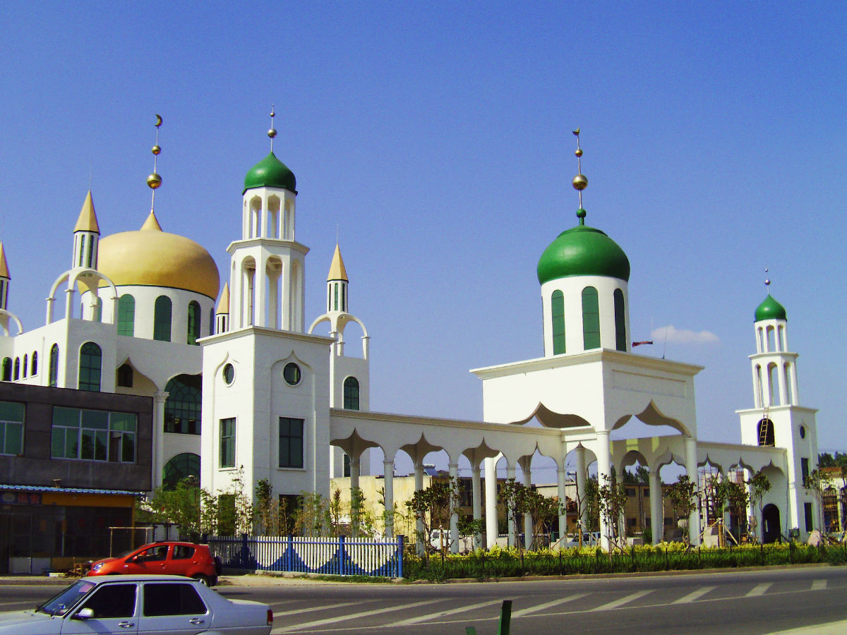 穆斯林 清真寺分享展示图片