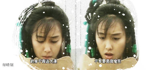 陈家洛香香公主