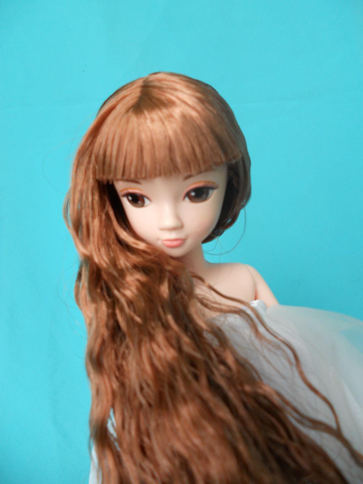 【发型】哈哈.泡面卷图片