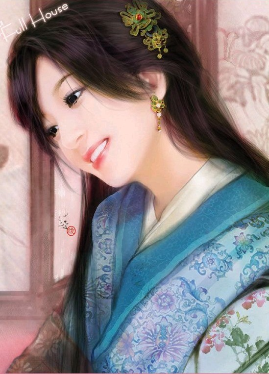 【西施】★四大美女之首图片