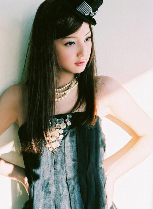 【0616图片】最美丽面孔日本美女