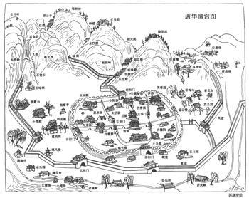 【看世间风云.唐朝】宫殿图片