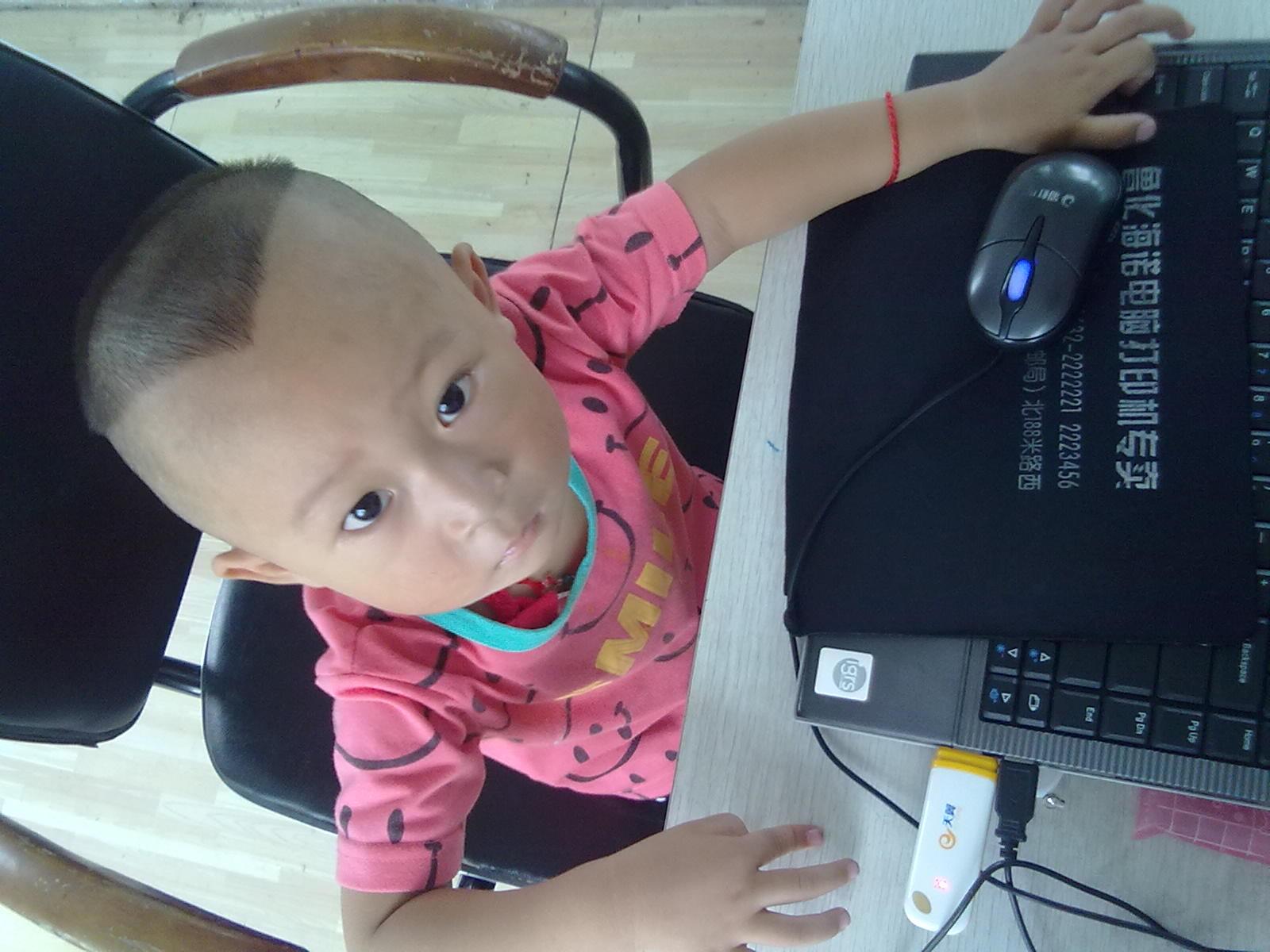 一岁小孩发型图片男分享展示图片