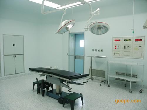 净化医院 净化工程 净化手术室 层流手术室 河南洁立达 卫高清图片