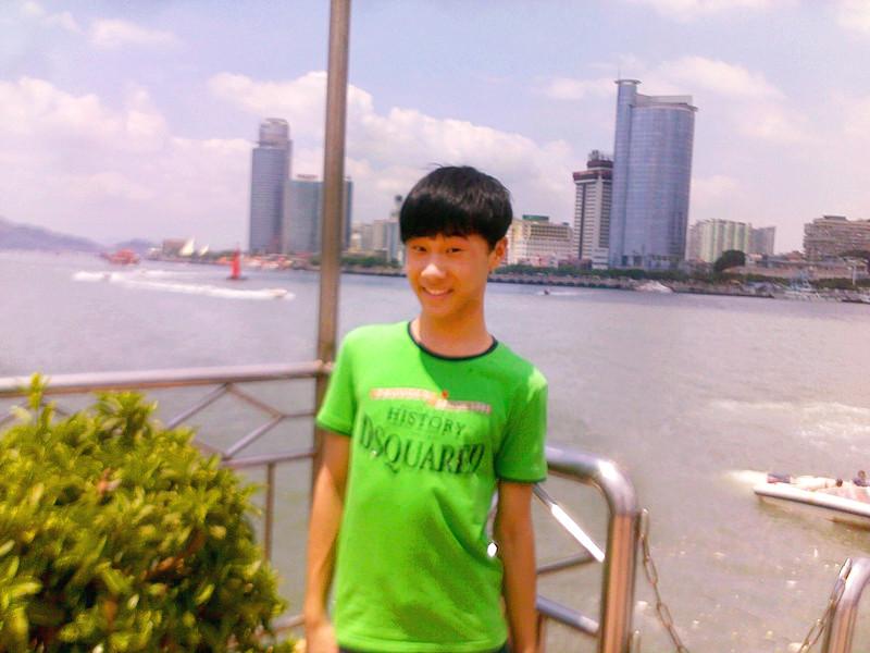 【天籁晨音】【图片】林晨2012年暑期厦门行图片