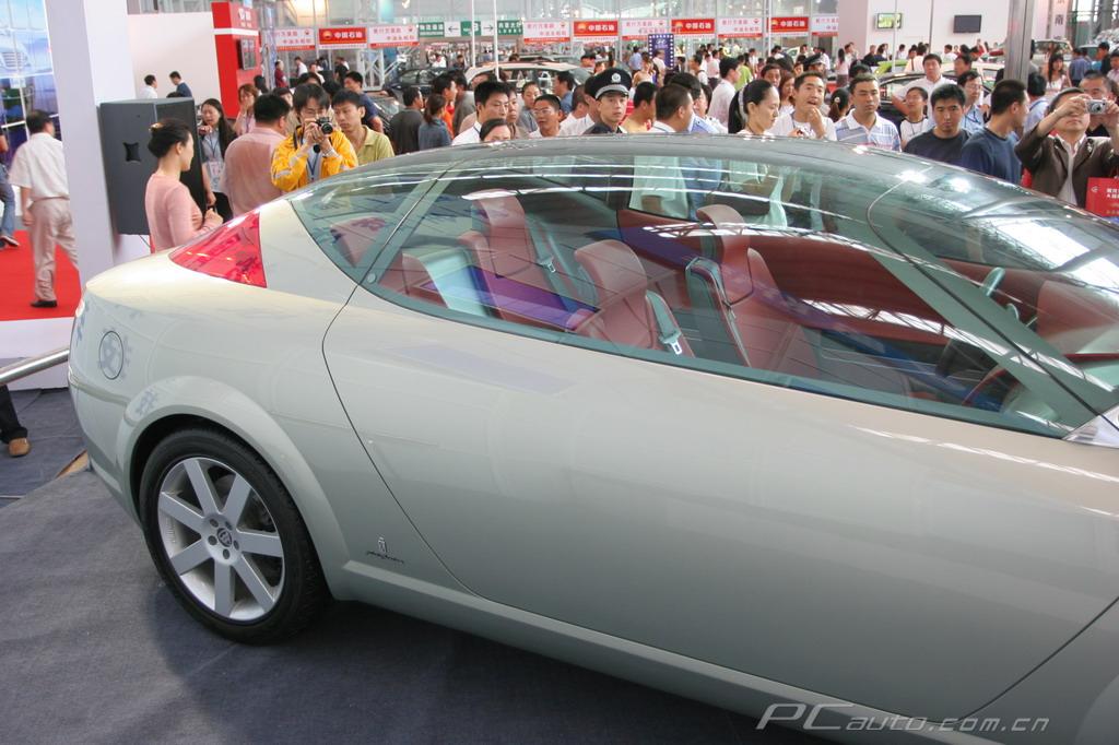 哈尔滨生产的跑车和概念车,售价5000万高清图片