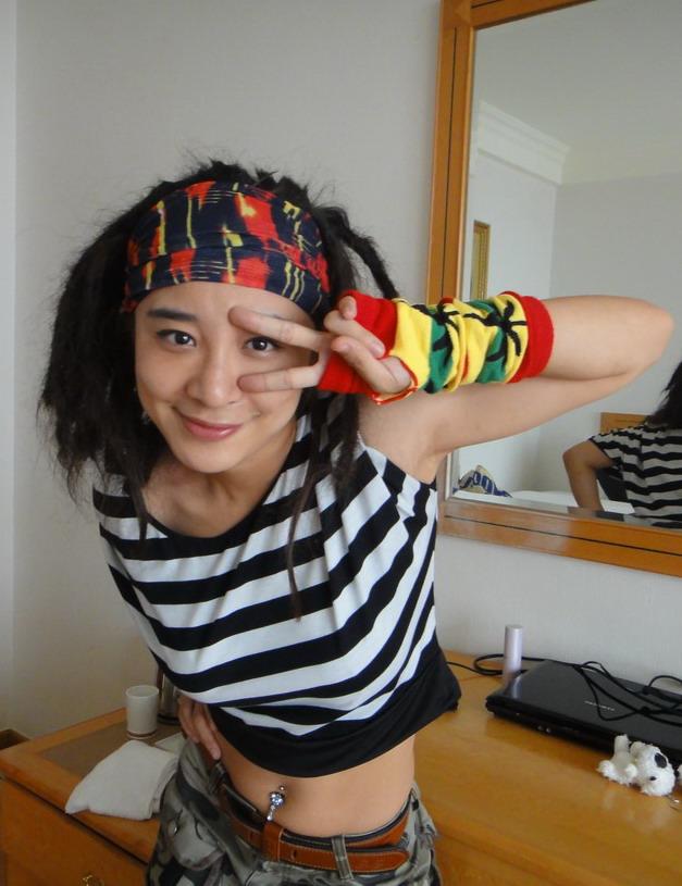 【t-7脏辫达人】5月,女纹身师王奕图片图片