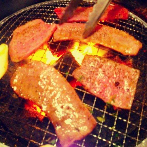 前田香织烧烤
