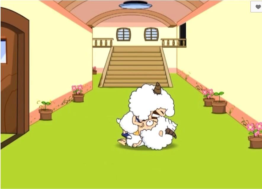 懒羊羊和喜羊羊的表情图片
