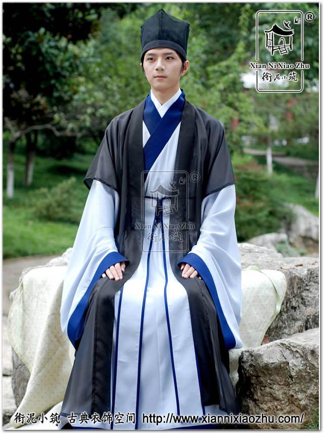 中国古代服饰——整理图片