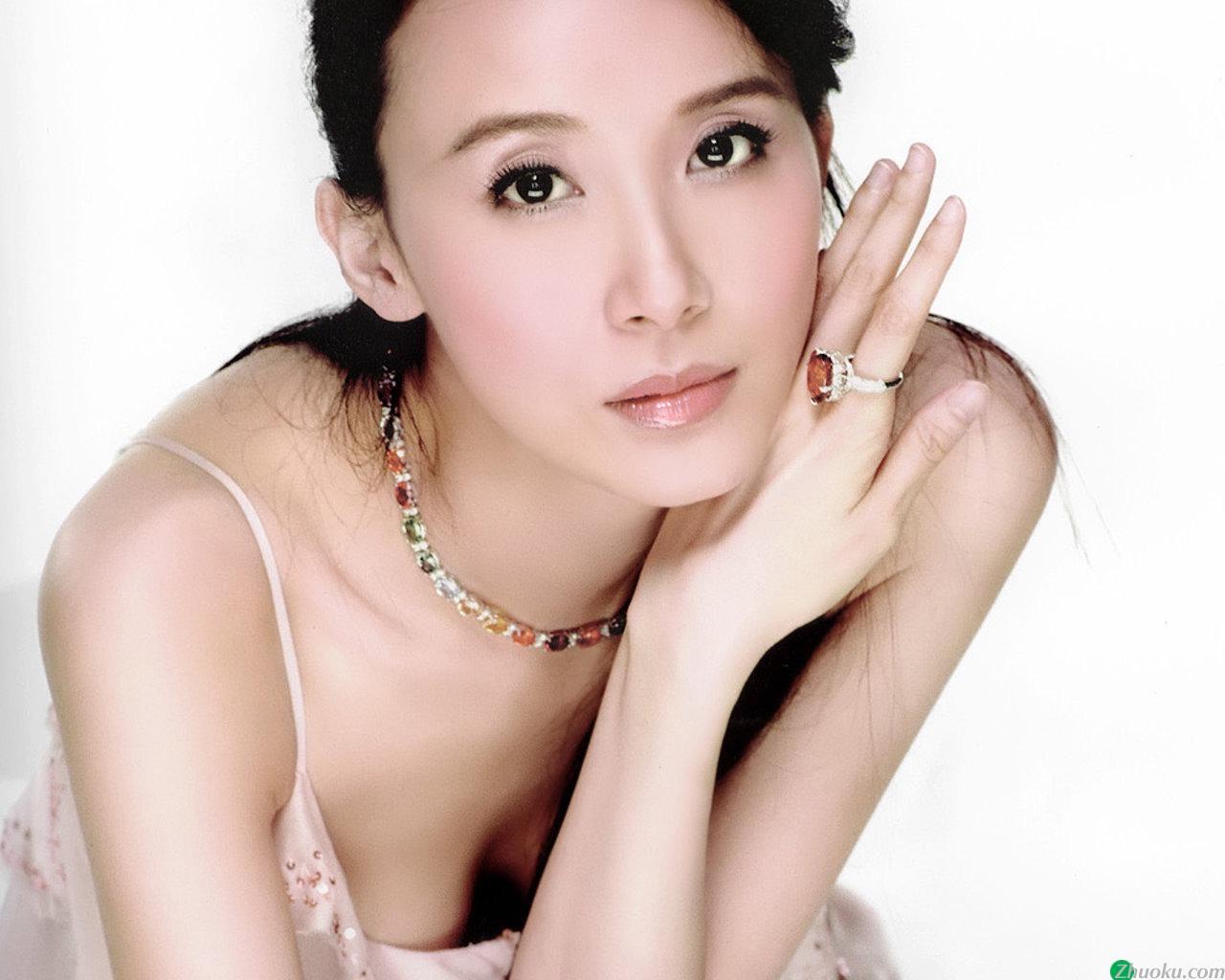 特别2号——萧蔷,她貌似眼窝很深高清图片
