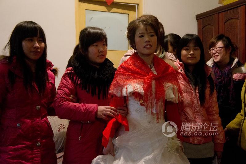 【多图】河南省林州市石板岩乡 独具特色的婚