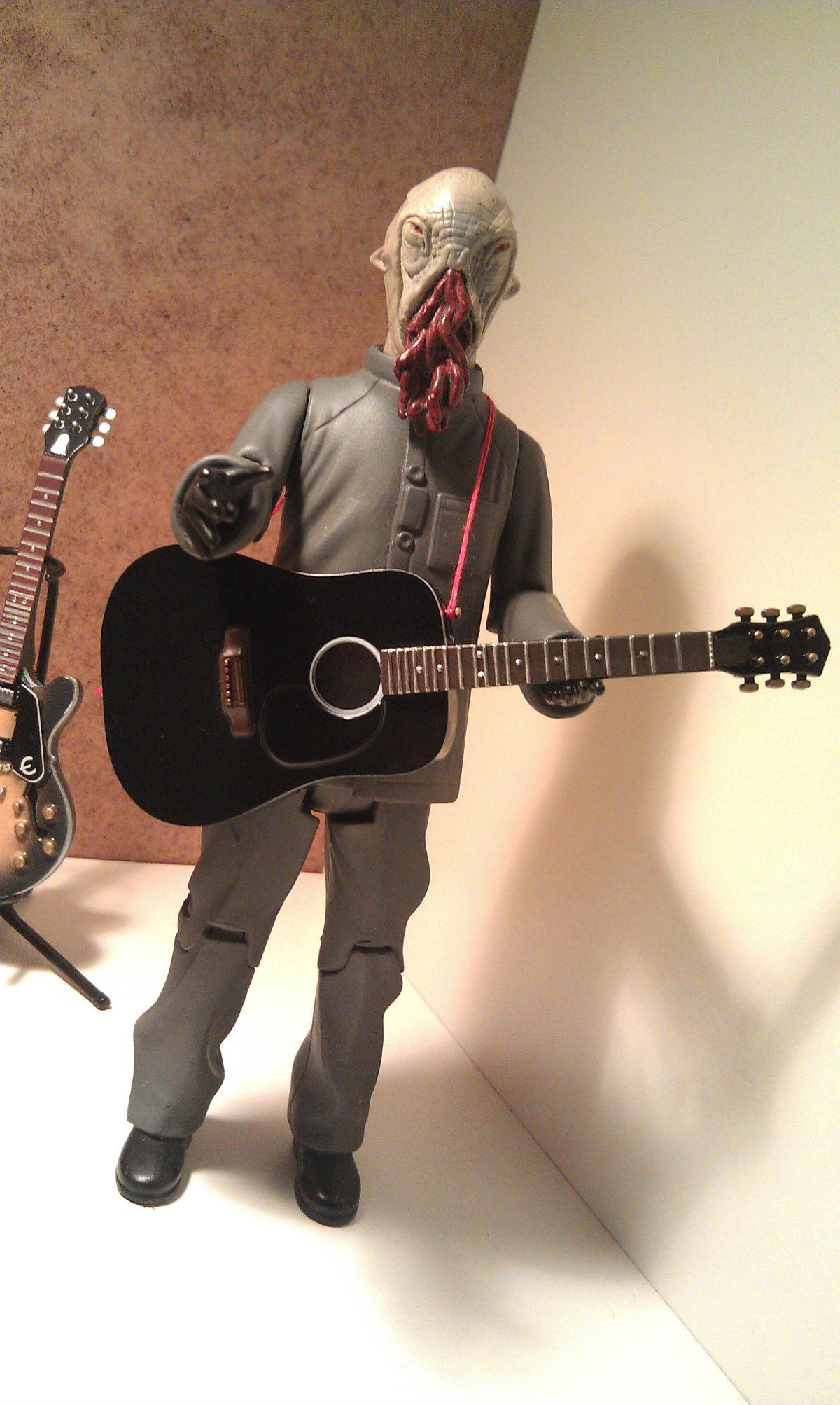 吉他手ood