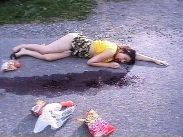 勒死掐死美女尸体组图
