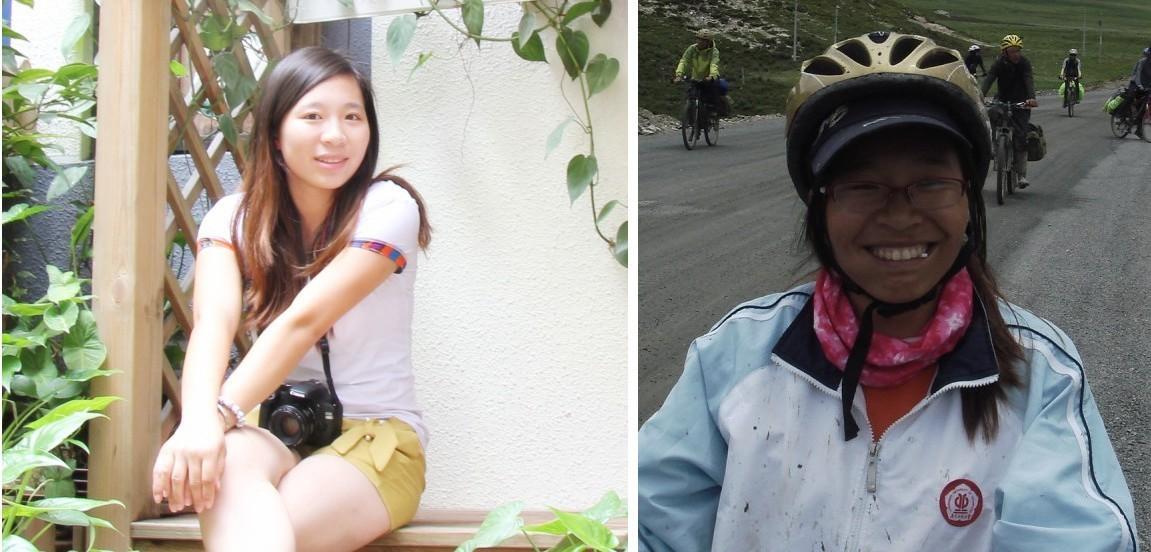 听说广州一美女骑完川藏南线后变成这样了
