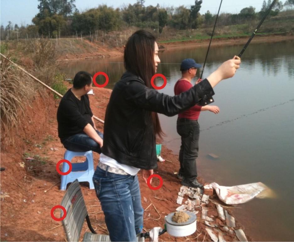 美女钓鱼 有图有鸡鸡 鼓掌