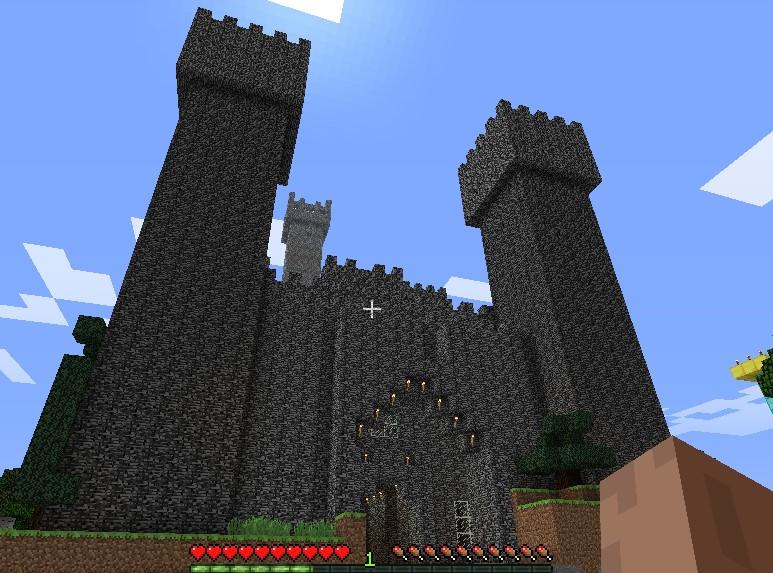 Minecraft我的世界单机建筑可以移到联网里么